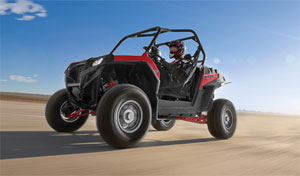 Polaris Ranger RZR XP 900