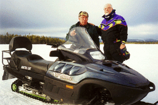 Arctic Cat Yellowstone Special