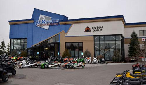 Rexburg Motorsports Exterior