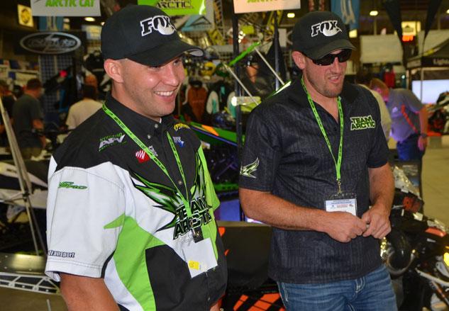 Dave McClure and Rob Kincaid