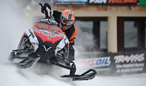 Ross Martin Polaris Racing