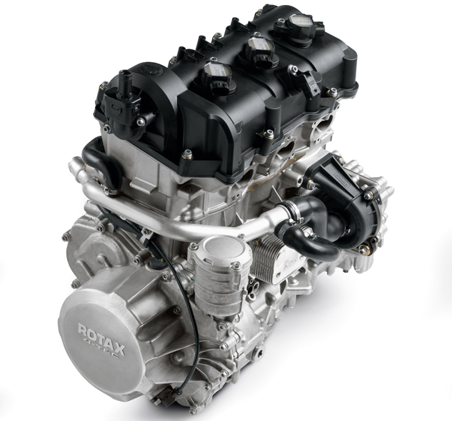 The Evolution Of Four Stroke Snowmobile Engines