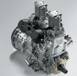 Rotax 600 HO E-TEC Engine