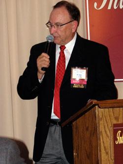 Russ Davis International Hall of Fame
