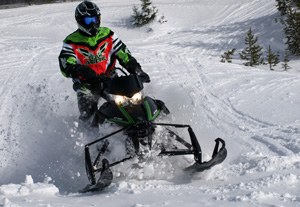 Snowmobile Sales on the Rise