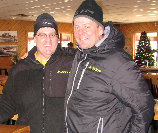 Robert and Steve Dubbs