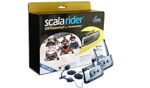 Cardo Systems Scale Rider G9