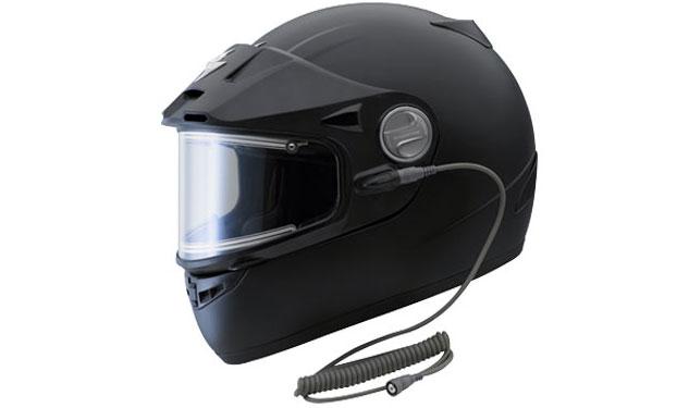 Scorpion Helmet Shield