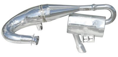 Single Tuned Exhaust