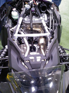 Ski-Doo ACE 900 Engine