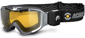 Ski-Doo Advanced TEC E-Chrome Goggles