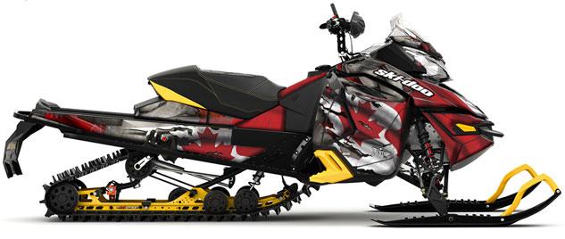 Bombardier Snowmobiles Canada Ski Doo Autos Post