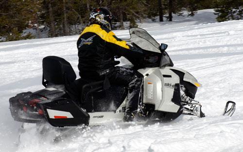 2013 Ski-Doo Grand Touring 1200
