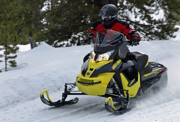 Failure To Contest The Four Stroke Engine Segments Leaves Potential Sales Ski Doo And Its Series Of ACE 4 TEC Powered Trail Performance Sleds