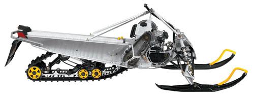 Ski-Doo MX Z Rev XP Pyramidial Chassis