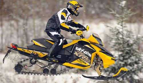 2012 Ski-Doo MXZ X-RS