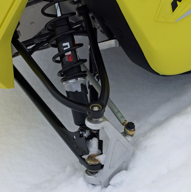 Ski-Doo RAS2 Front Suspension