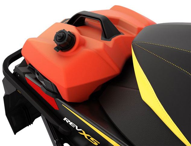 Ski-Doo REV XS Fuel Caddy