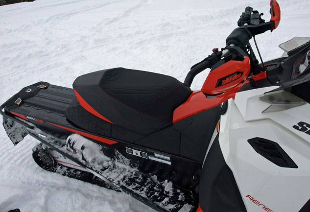 Ski-Doo Renegade with rMotion