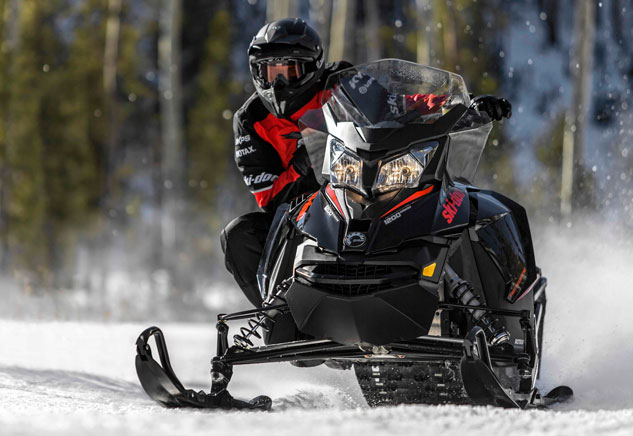 2016 Ski-Doo Renegade Adrenaline Front