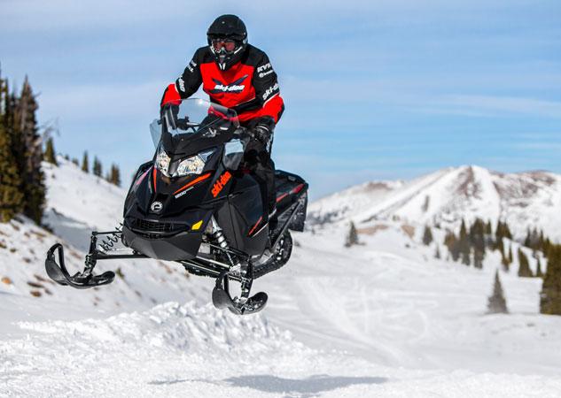 2016 Ski-Doo Renegade Adrenaline 1200 Jump