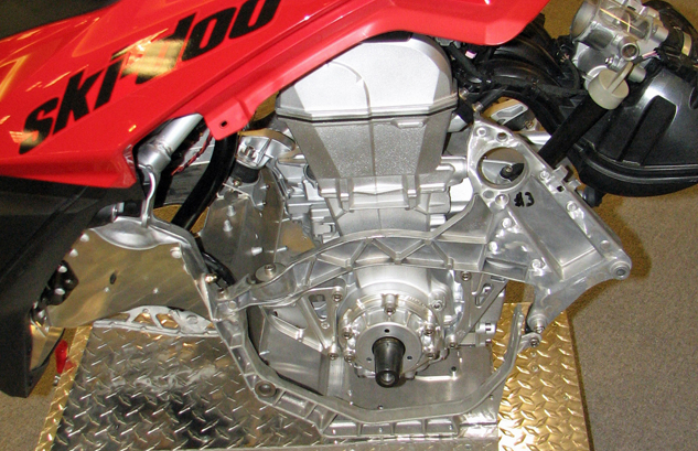 Rotax 900 ACE Engine