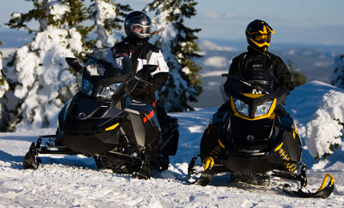 Ski-Doo Snowmobile Apparel