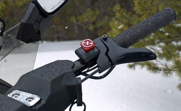 doo Finger Throttle - Snowmobile