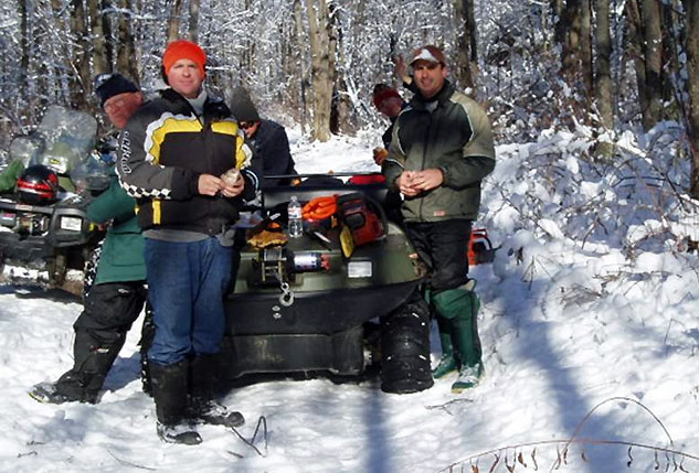Snowcrest Riders Trail Maintenance