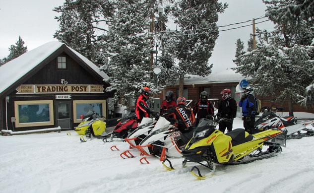 2015 Snowmobiles