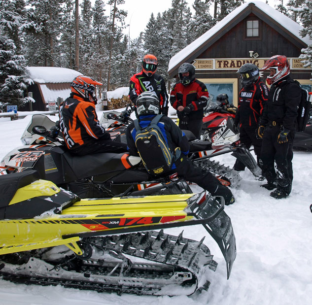 Snowmobile Sales Benefitted from Strong Winter - Snowmobile.com