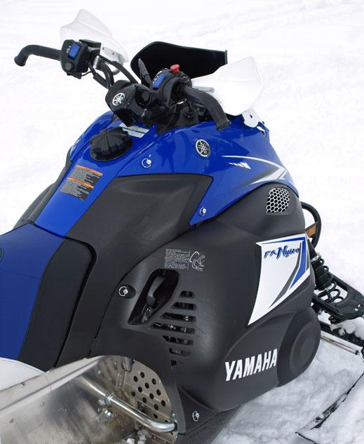 Yamaha Nytro Cowl