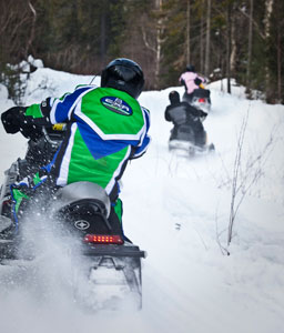 Ontario snowmobile trails are tech savvy