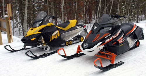 Used Snowmobile Market