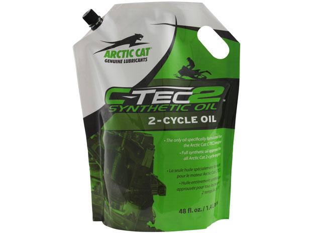 Arctic Cat CTEC2 Synthetic Oil