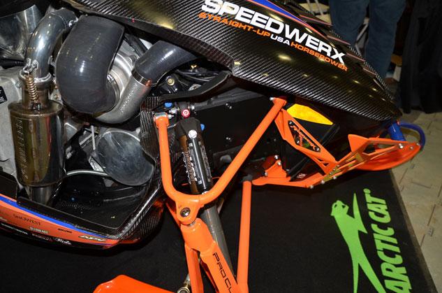 SpeedWerx Supercharger