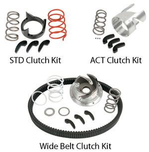 Speedwerx offers a variety of clutch kits including the Arctic Cat Hypershift Clutch Kit.