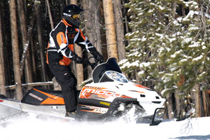 Whether you boondock or ride the deepest powder, there's a track to match your snowmobiling lifestyle.