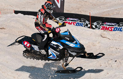 Tim Tremblay ISOC Snocross Racing
