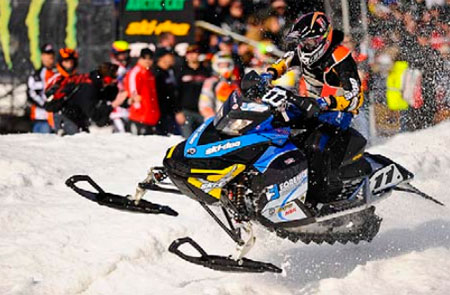 Tim Tremblay BRP Ski-Doo