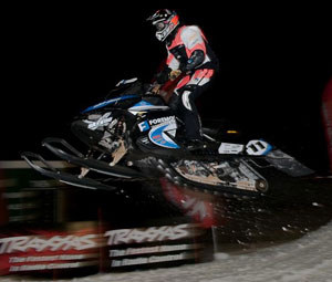 Tim Tremblay Canterbury Snocross