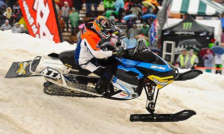 Tim Tremblay Amsoil Championship Snocross Series