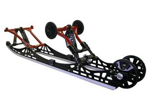 Mountain Tamer Rear Suspension
