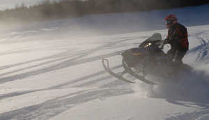 Snowmobile Events of Interest