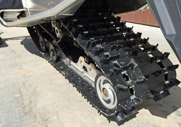 TRACKS USA Track Extension
