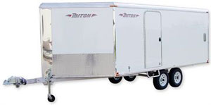 Triton Snowmobile Trailer