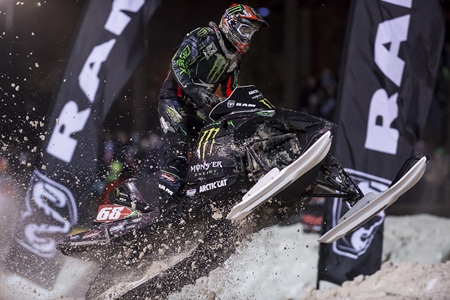 Tucker Hibbert Deadwood Snocross