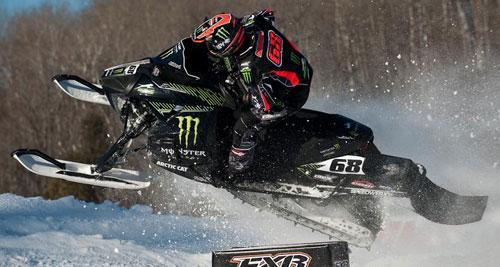 Tucker Hibbert Arctic Cat Racing