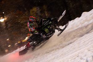 Tucker Hibbert Snocross Uphill