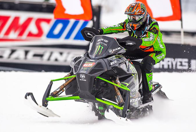 Tucker Hibbert Chicago Snocross